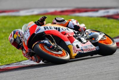 Test MotoGP: Pedrosa spicca nel Day 1, segue l'armata Ducati