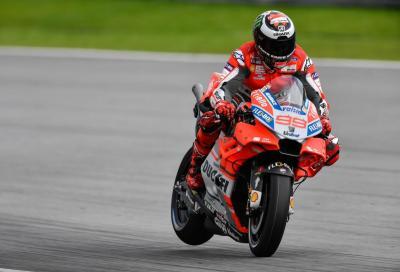 Lorenzo chiude i test MotoGP con il nuovo record di Sepang!