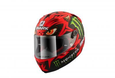 """Shark presenta il casco replica Lorenzo """"Devil"""""""