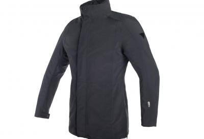 Dainese Continental D-Air, la giacca con airbag integrato