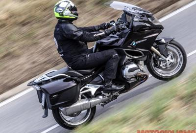 Long Test BMW R 1200 RT: il punto dopo 40.000 km