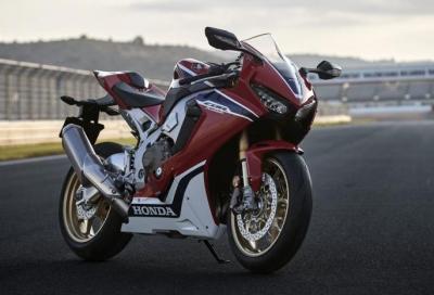 Richiamo per la Honda CBR1000RR / SP