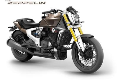 Dall'India arriva una moto ibrida