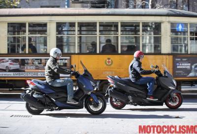 Suzuki Burgman vs Yamaha X-Max. Quale scelgo?
