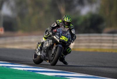 Test MotoGP, Buriram: Crutchlow sbaraglia tutti nel Day 1