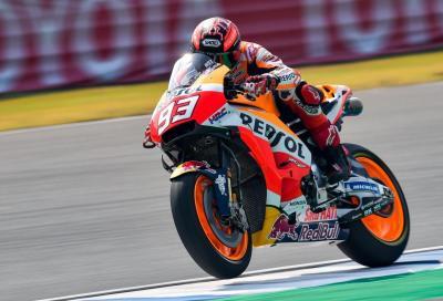 Test MotoGP, Day 2: le Honda mettono le ali, Miller è vicinissimo!