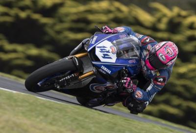 Phillip Island: Mahias il più veloce di tutti in Supersport