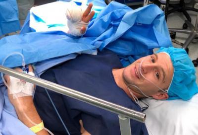 Rea operato prima della gara di Phillip Island. Risultato falsato?