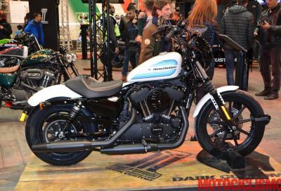 Il video della nuova Harley-Davidson Sportster 2018 da Motodays