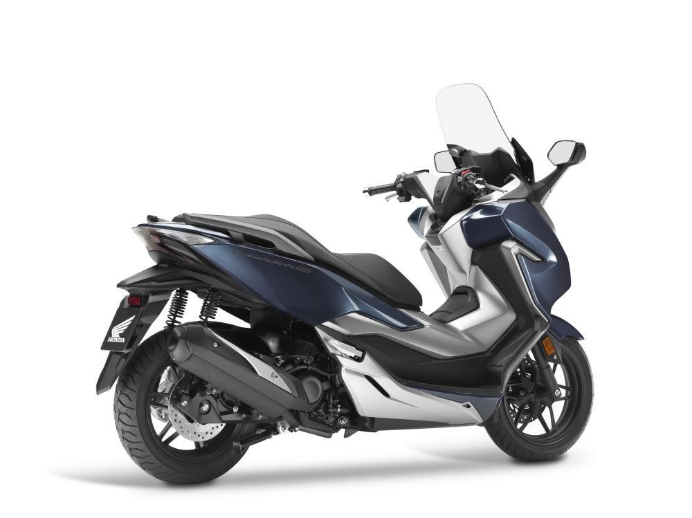 Honda Forza 300 2018 Info Scheda Tecnica E Caratteristiche Del