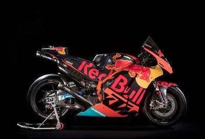 KTM pronta alla stagione 2018 in MotoGP