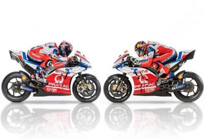 MotoGP: il team Ducati Pramac punta in alto per il 2018