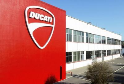 Ducati: nel 2017 vendite e fatturato in crescita