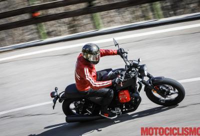 Moto Guzzi V7 III Rough, Milano e Carbon: il nostro test