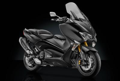 Yamaha Tmax - Motociclismo