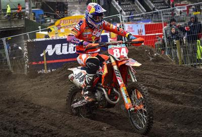 MXGP 2018, GP d'Europa: in Olanda Herlings beffa Cairoli