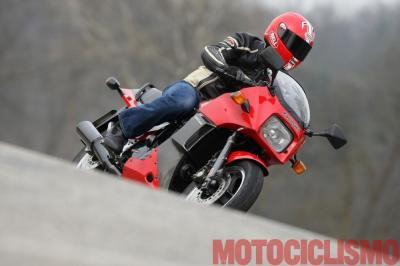 I segreti del motore della Kawasaki GPz 900 R