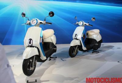 """Kymco iONEX: a Tokyo debutta l'elettrico dall'autonomia """"illimitata"""""""