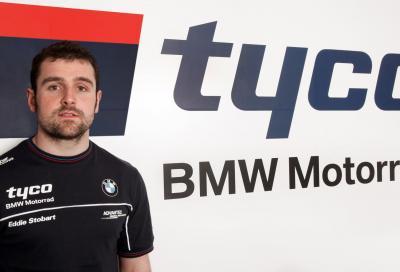 Michael Dunlop con Paton e BMW Tyco al TT 2018