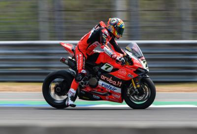 Davies espugna Buriram in Gara 2, le Yamaha sul podio