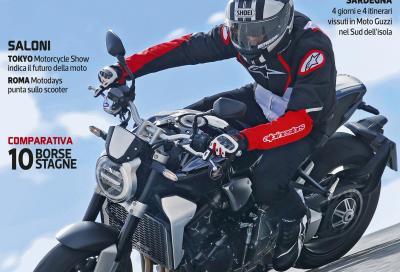 Motociclismo di aprile 2018