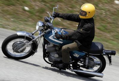 Moto Morini 3 ½, la svolta