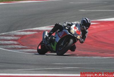 Aprilia test ride e corsi di guida nei migliori circuiti italiani