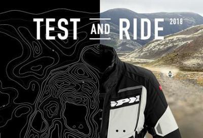 Spidi ricerca volontari per il Test and Ride 2018