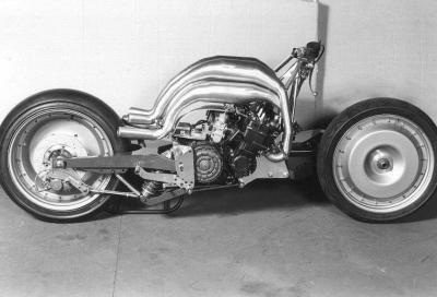 Qual è il telaio ideale per una moto?