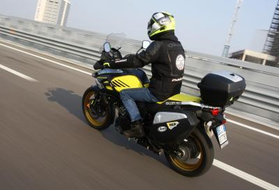 Long Test Suzuki V-Strom 1000 XT: il punto dopo 24.000 chilometri