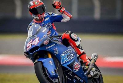 Che lotta in Moto2! Pasini batte Vierge a Rio Hondo