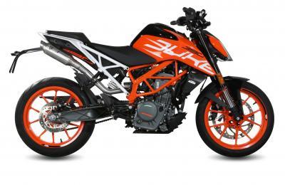 Le proposte Mivv per la KTM 390 Duke