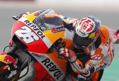 MotoGP: Pedrosa leader delle FP1 in Argentina
