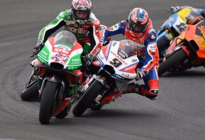 Il disappunto del Team Ducati Pramac