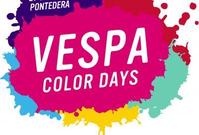 Vespa Color Days: il 21 e 22 aprile tutti a Pontedera