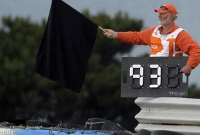 """""""Dorna imbarazzante: Marquez meritava la bandiera nera!"""""""