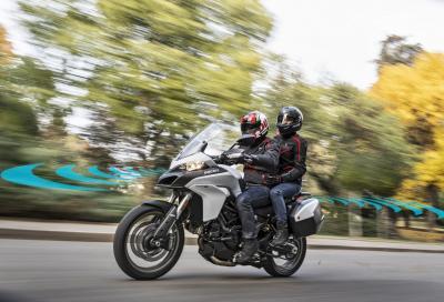"""""""Nel 2020 una Ducati con i radar in grado di prevenire gli incidenti"""""""