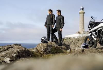 Vanucci HiRider III, completo turistico quattro stagioni