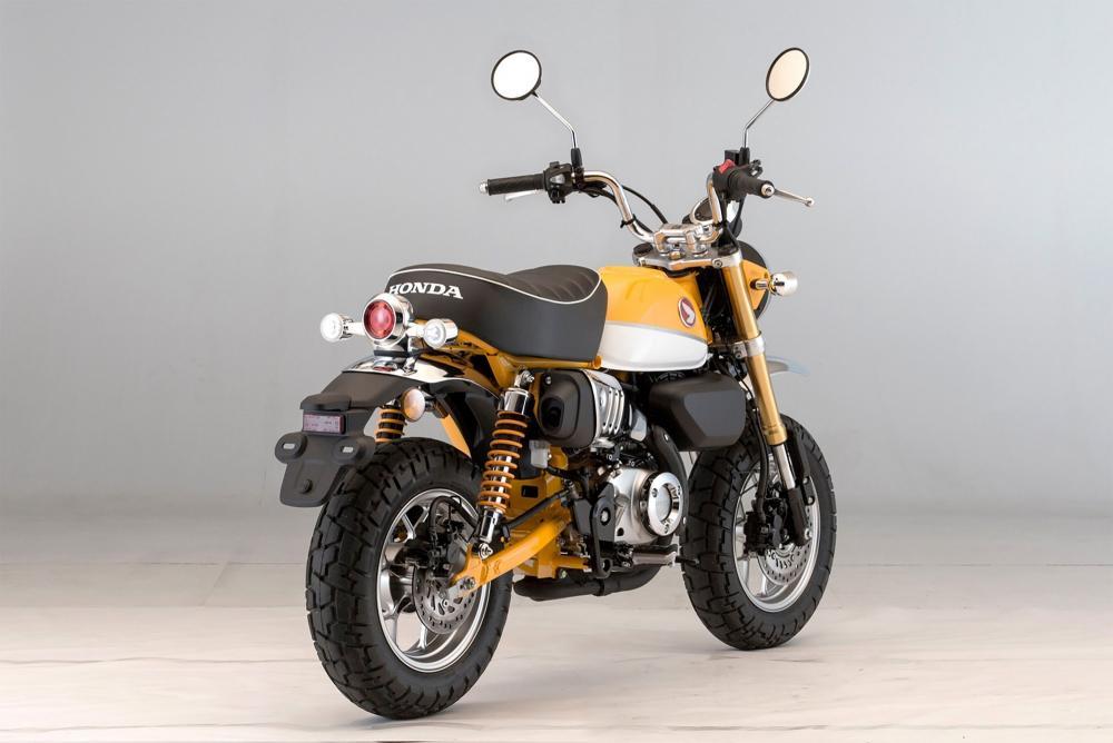 Honda Monkey 125 2018 Motociclismo