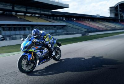 Nuova livrea MotoGP replica per le Suzuki GSX-R1000 2018