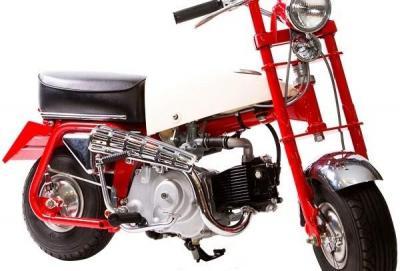 Honda Monkey: la storia