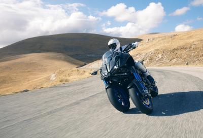 Yamaha Niken: prime info sul prezzo