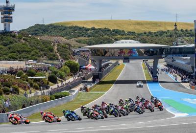 Orari TV MotoGP 2018, Jerez