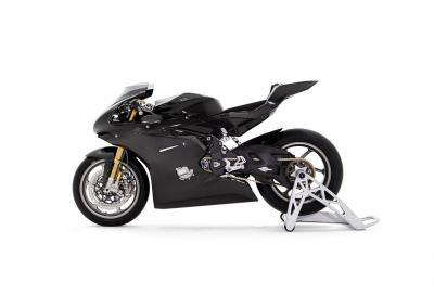 Tamburini T12 Massimo, pronta la moto da 1 milione di dollari
