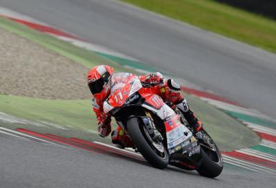 STK 1000: Matteo Ferrari vola con la Ducati a Imola