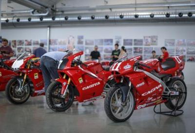 Rinascita Cagiva: con l'elettrico sarà un competitor di KTM