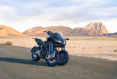 Yamaha Niken: scaldiamo i motori!