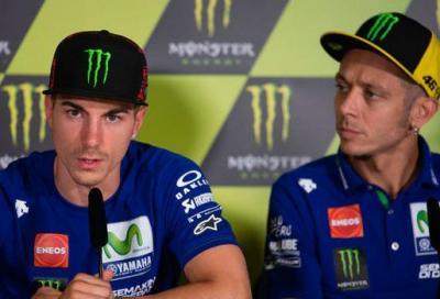 """Viñales: """"I consigli di Rossi non mi servono, la moto non va forte"""""""