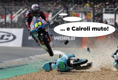 Il GP di Le Mans... a fumetti