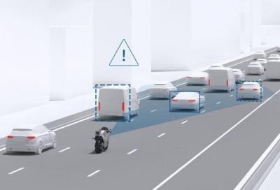 """Il radar """"anti-incidenti"""" Bosch sulle Ducati e KTM entro il 2020"""
